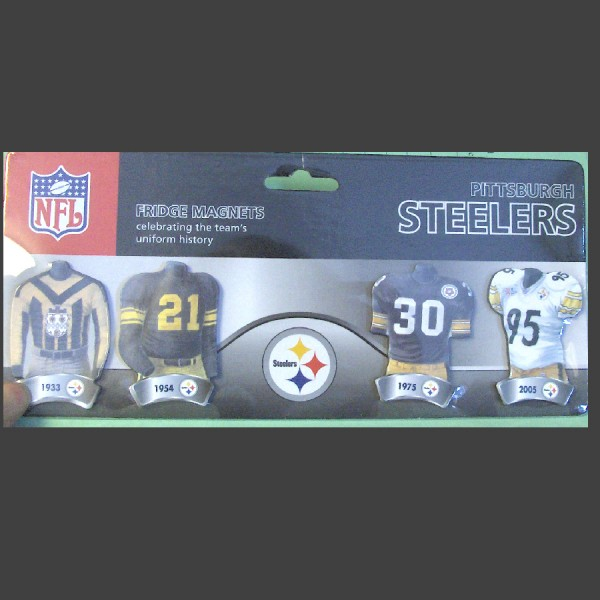 Pittsburgh Steeler Fridge Magnets